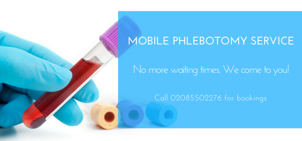 Blood Test at Home | TB Test London | Private Blood Tests